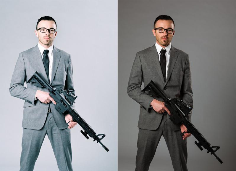 Film vs. Digital Photography, Mini-Showdown in Studio | dav.d ...
