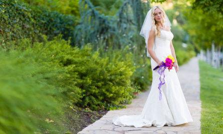C.J.'s bridal photography