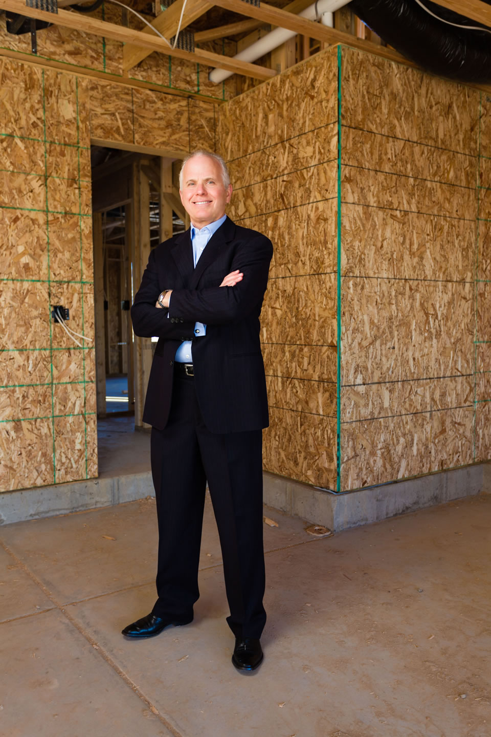 CEO of Woodside Homes