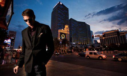 Men's Fashion in Vegas