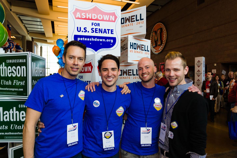 Democrats do exist in Utah apparently