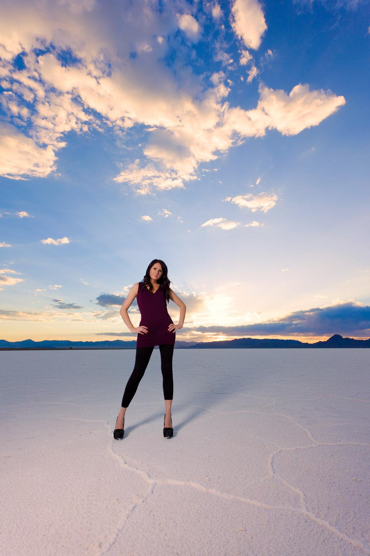 Best Time for Photography on the Bonneville Salt Flats | dav.d ...
