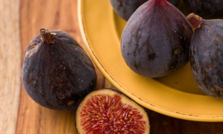 Black mission figs I found at the farmer's market