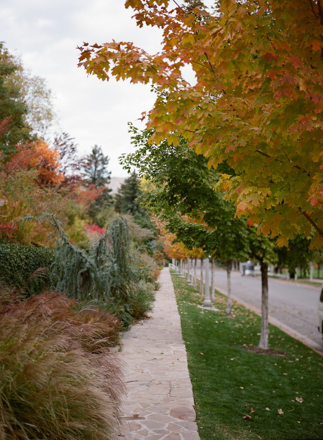 Memory Grove in Salt Lake City