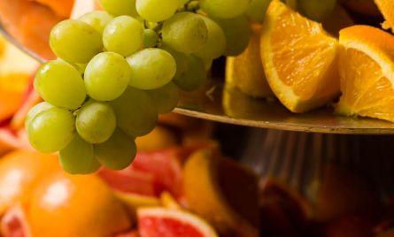 It's not brunch without fruit