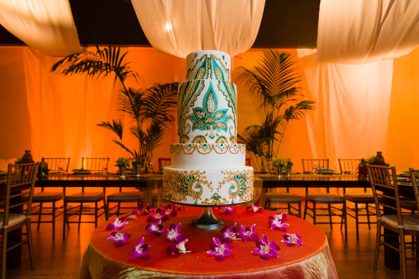 The 4-layer Wedding Cake