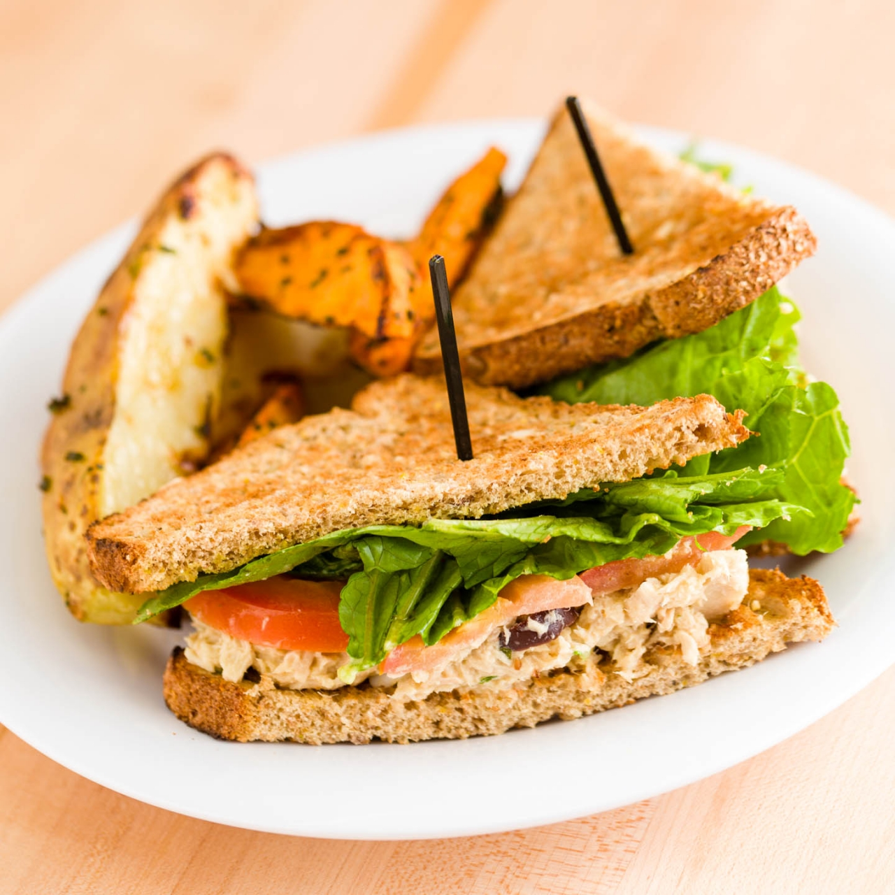 Tuna Nicoise Sandwich Recipe — Dishmaps