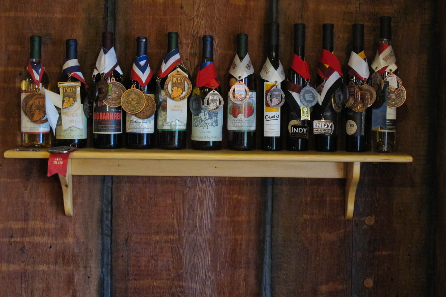 Award winning wines from Vermont