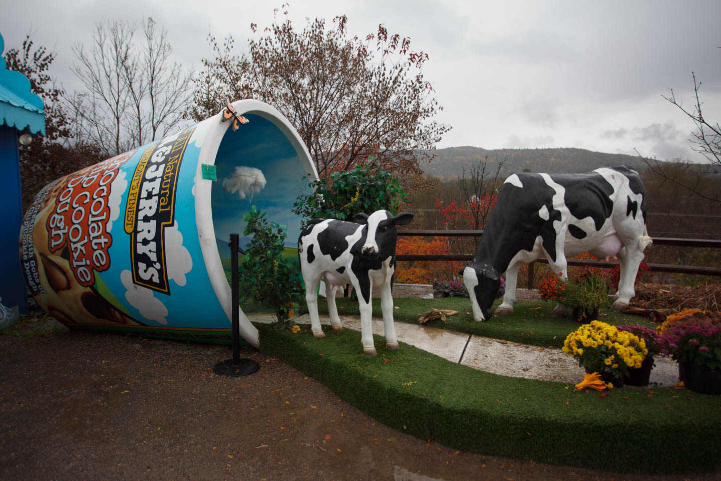 Ben & Jerry Factory