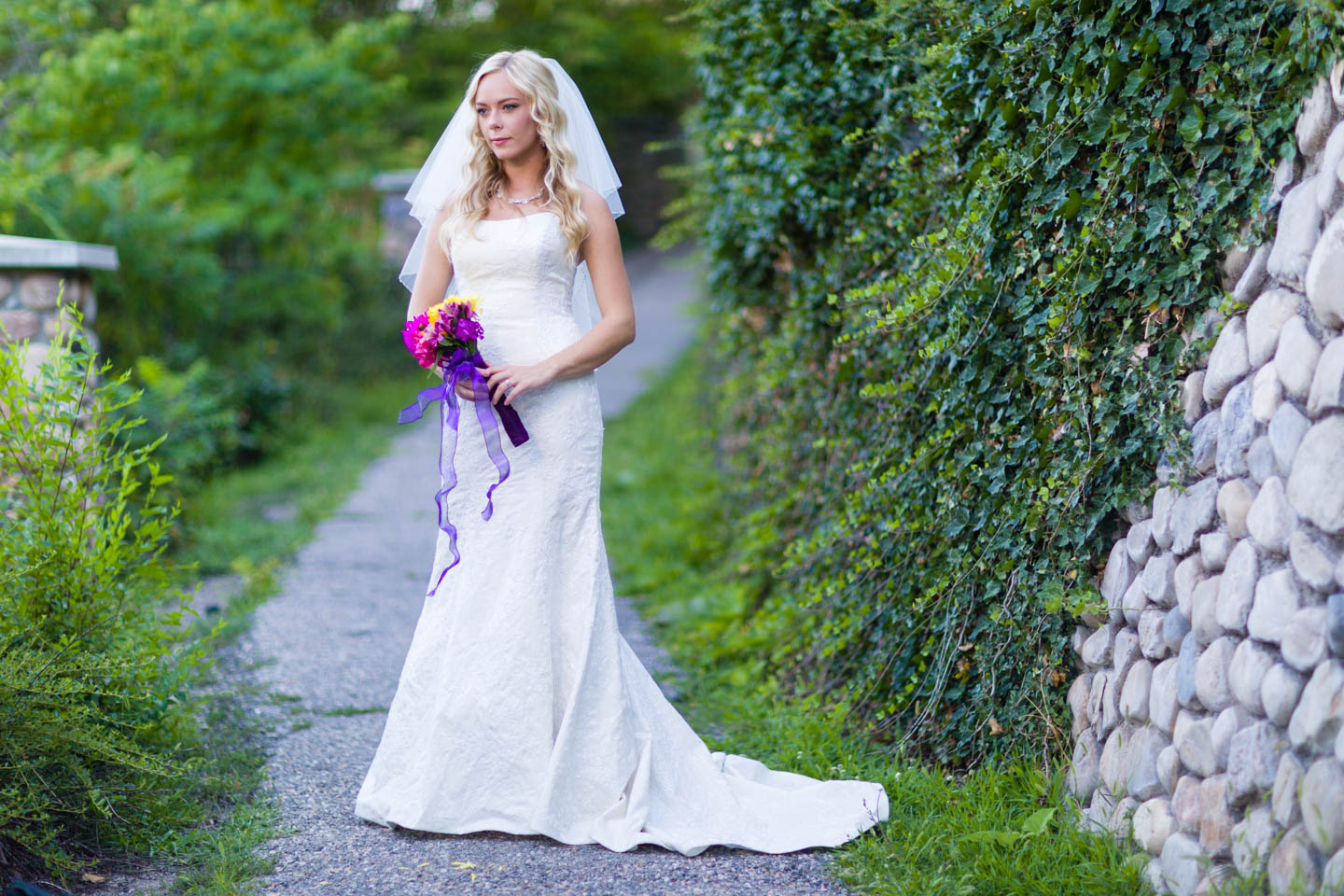 C.J.'s bridal photography