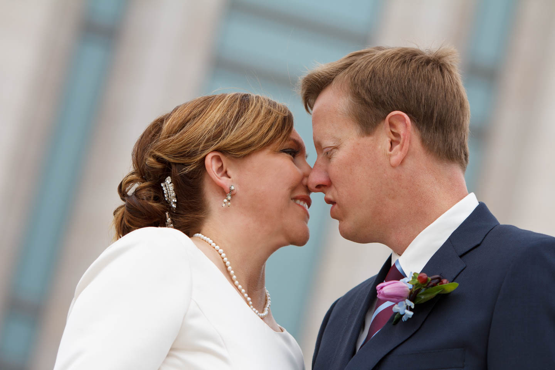 Congrats, Dave and Jenn