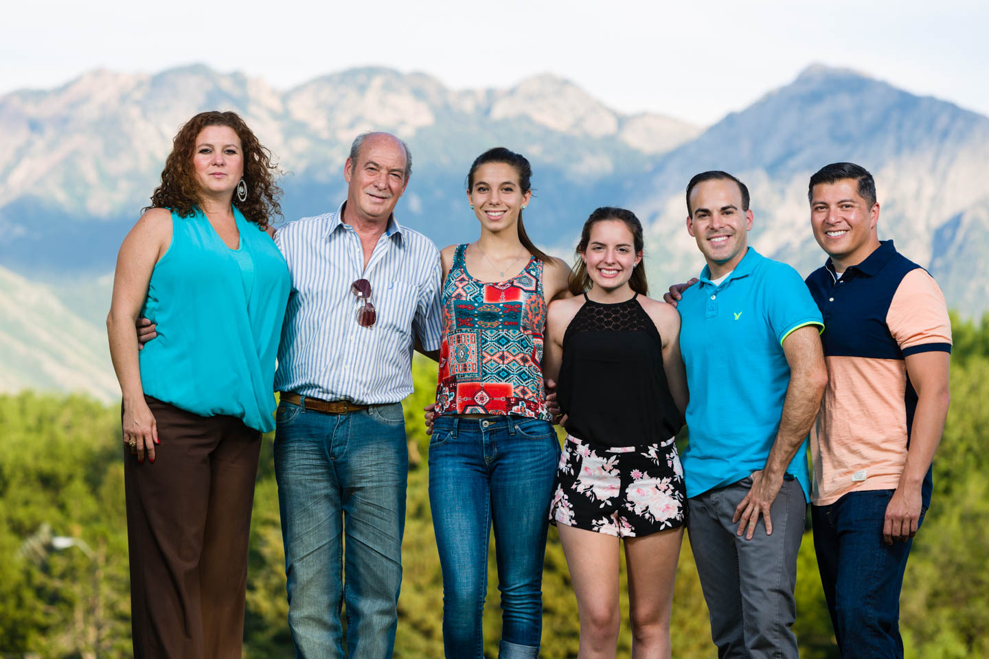 Family Photography for the De Freitas family