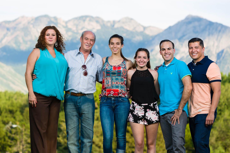 Family Photography for the De Freitas family