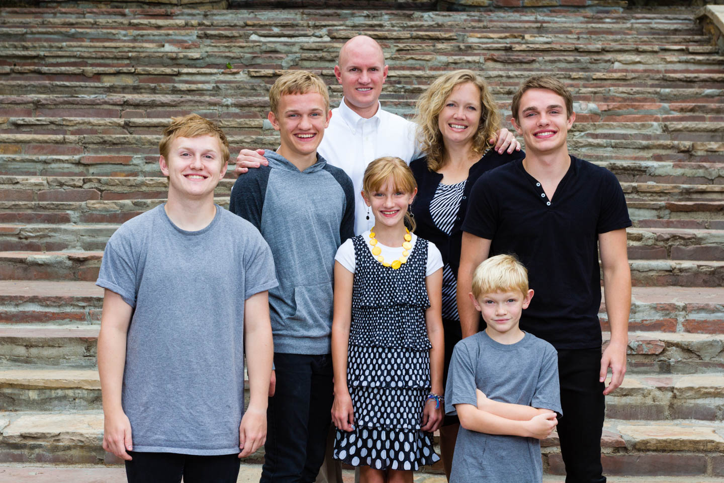 Family Photography in smaller units