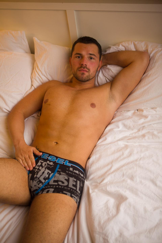 Male boudoir