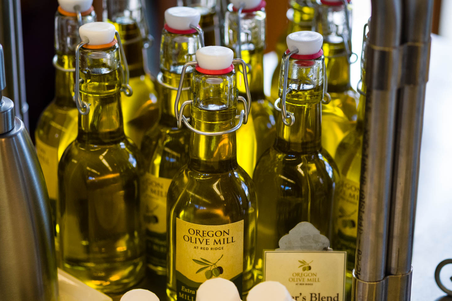 Olive Oil from Oregon Olive Mill