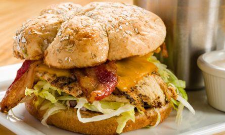 Santa Fe BBQ Chicken Sandwich