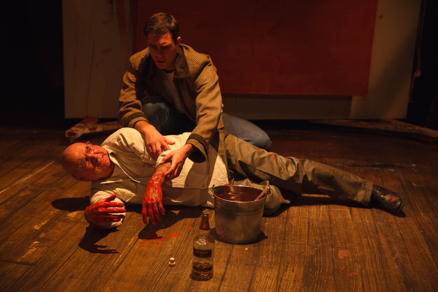 Red, the play as performed by the Salt Lake Acting Company