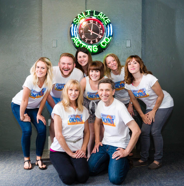 Staff of Salt Lake Acting Company 2013