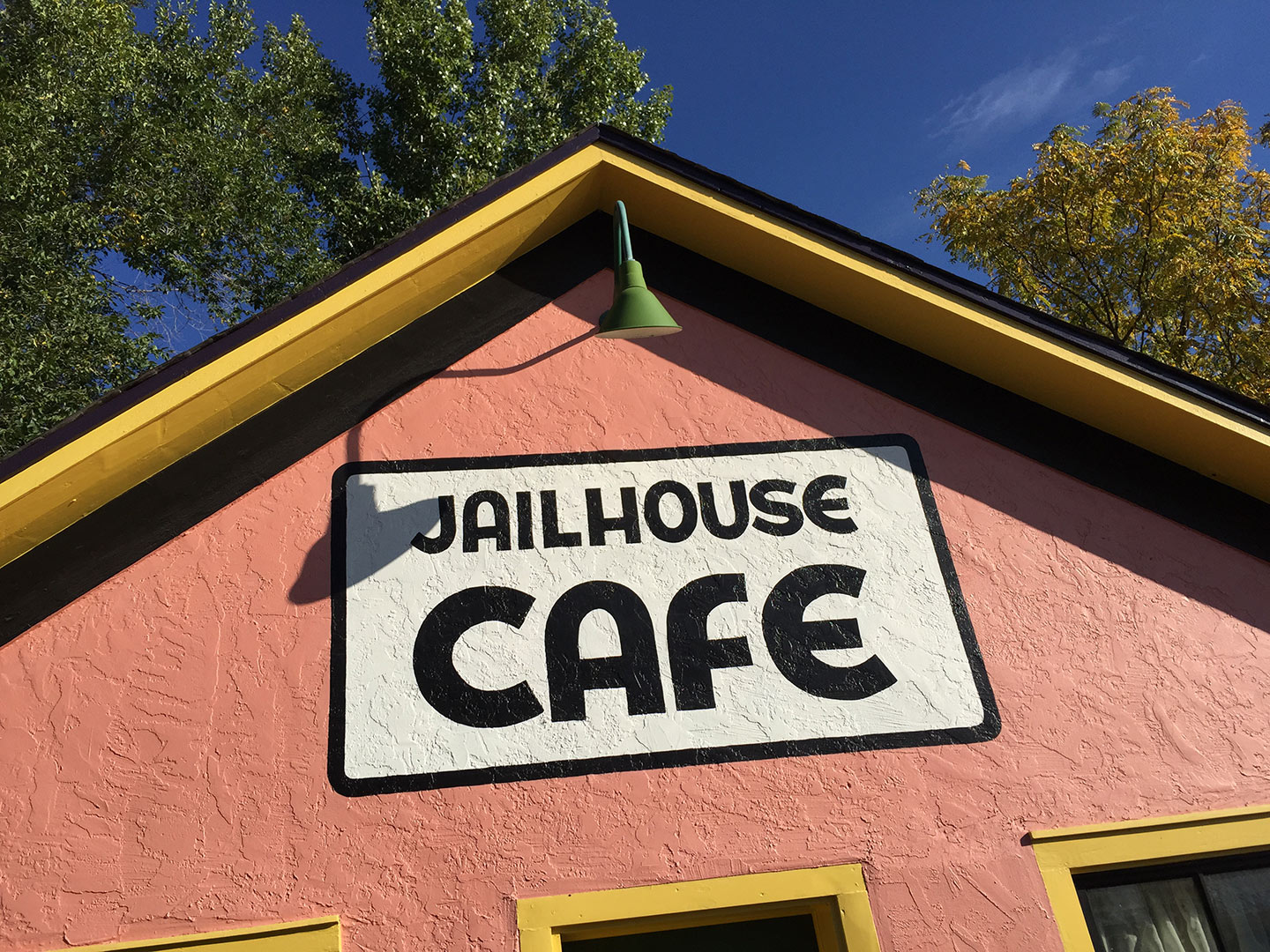 Jailhouse Cafe is the best breakfast in Moab, Utah