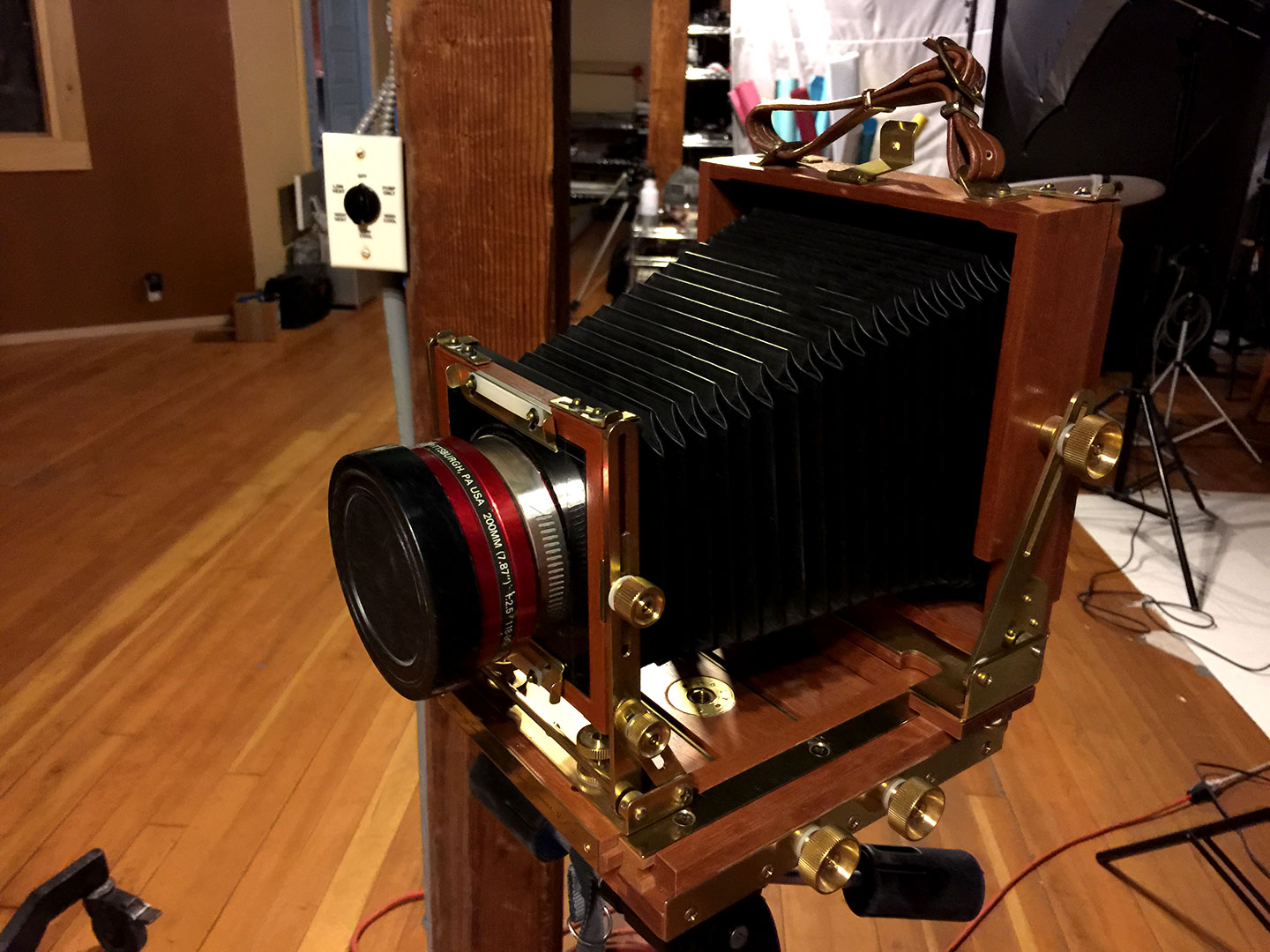 8x10 View Camera