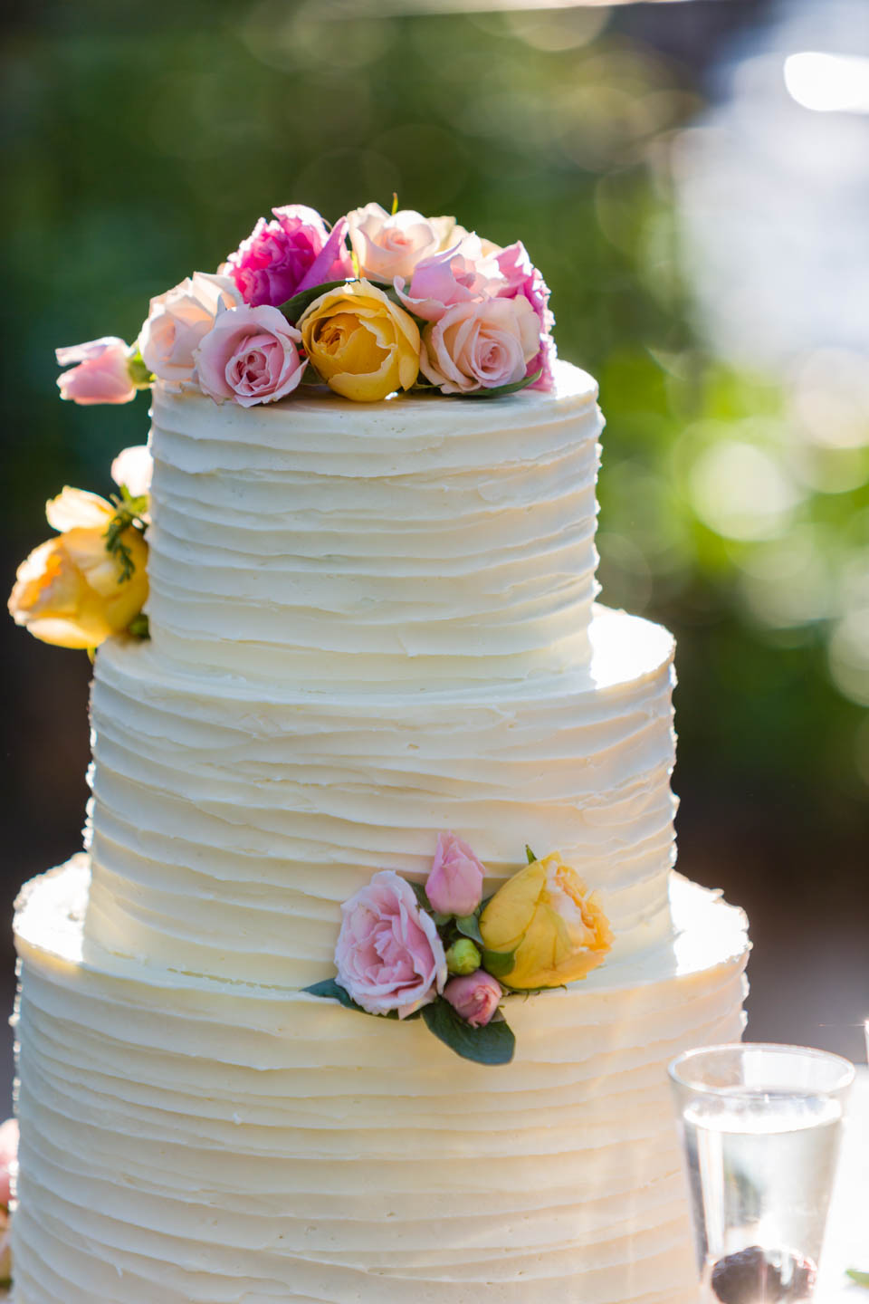 wedding cake nature wedding cakes by le croissant catering dav d photography 23298