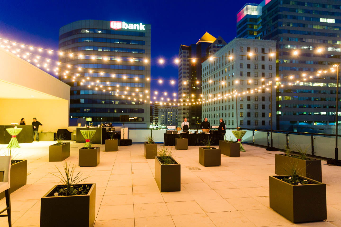 Rooftop Party For Ballet West At Their New Slc Location Dav D Photography