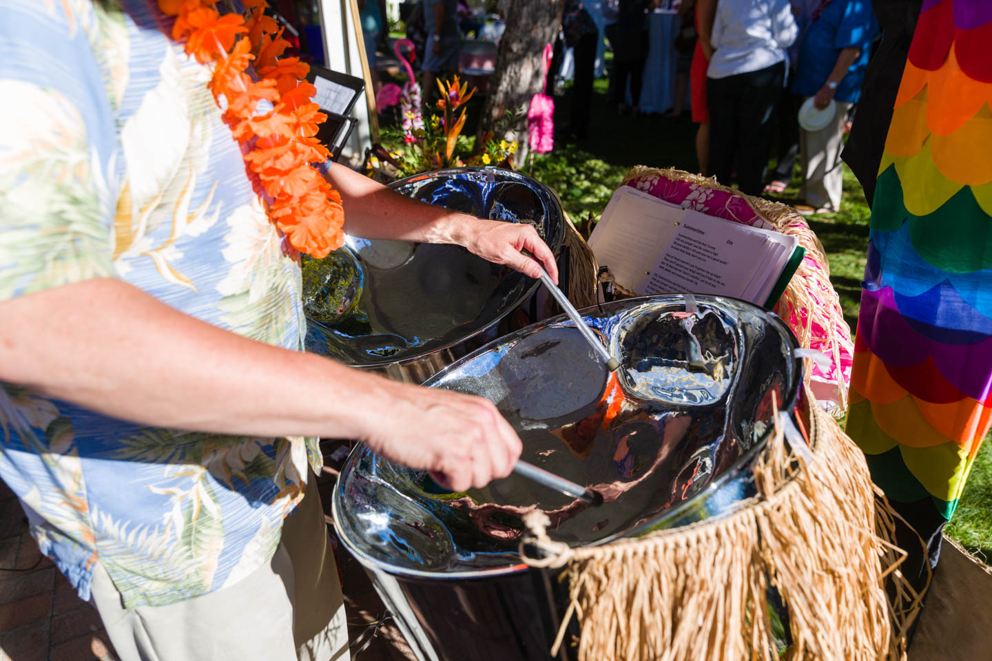 Steel Drum by the Cabana Band