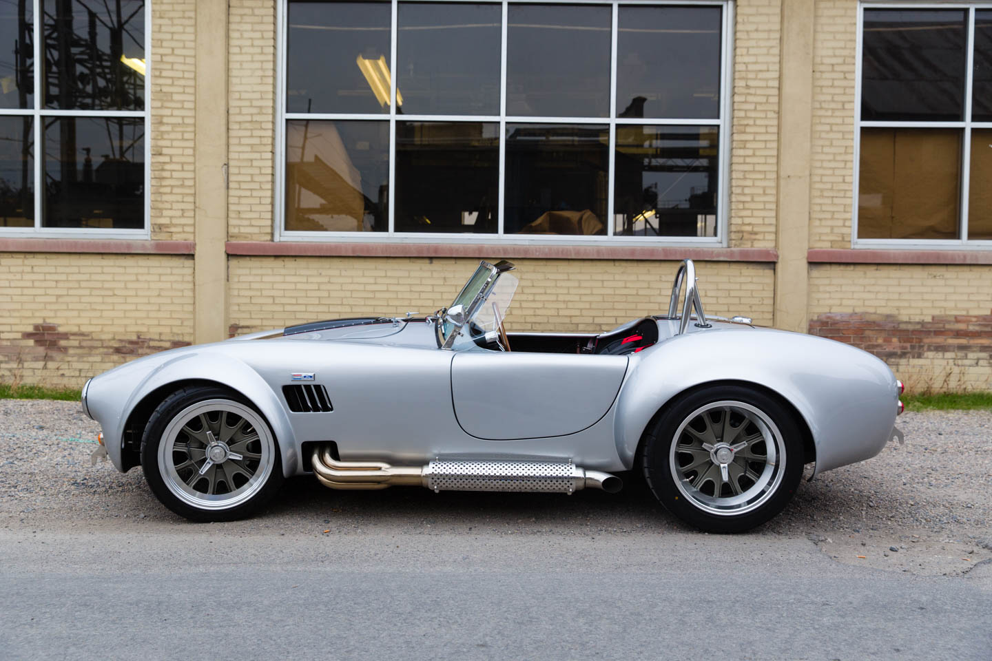 Trying some natural light photos of the Shelby Cobra