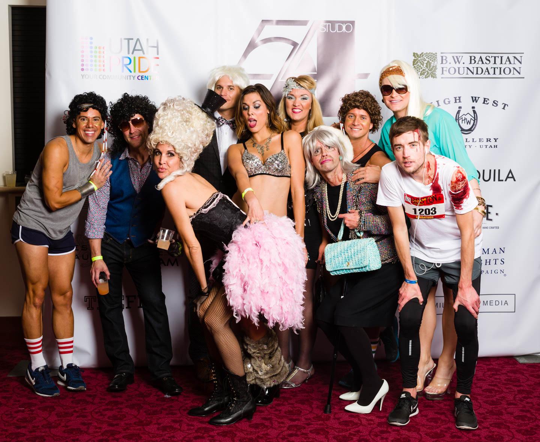 Big group photograph