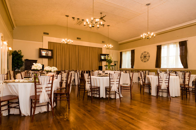 The Canterbury wedding reception hall