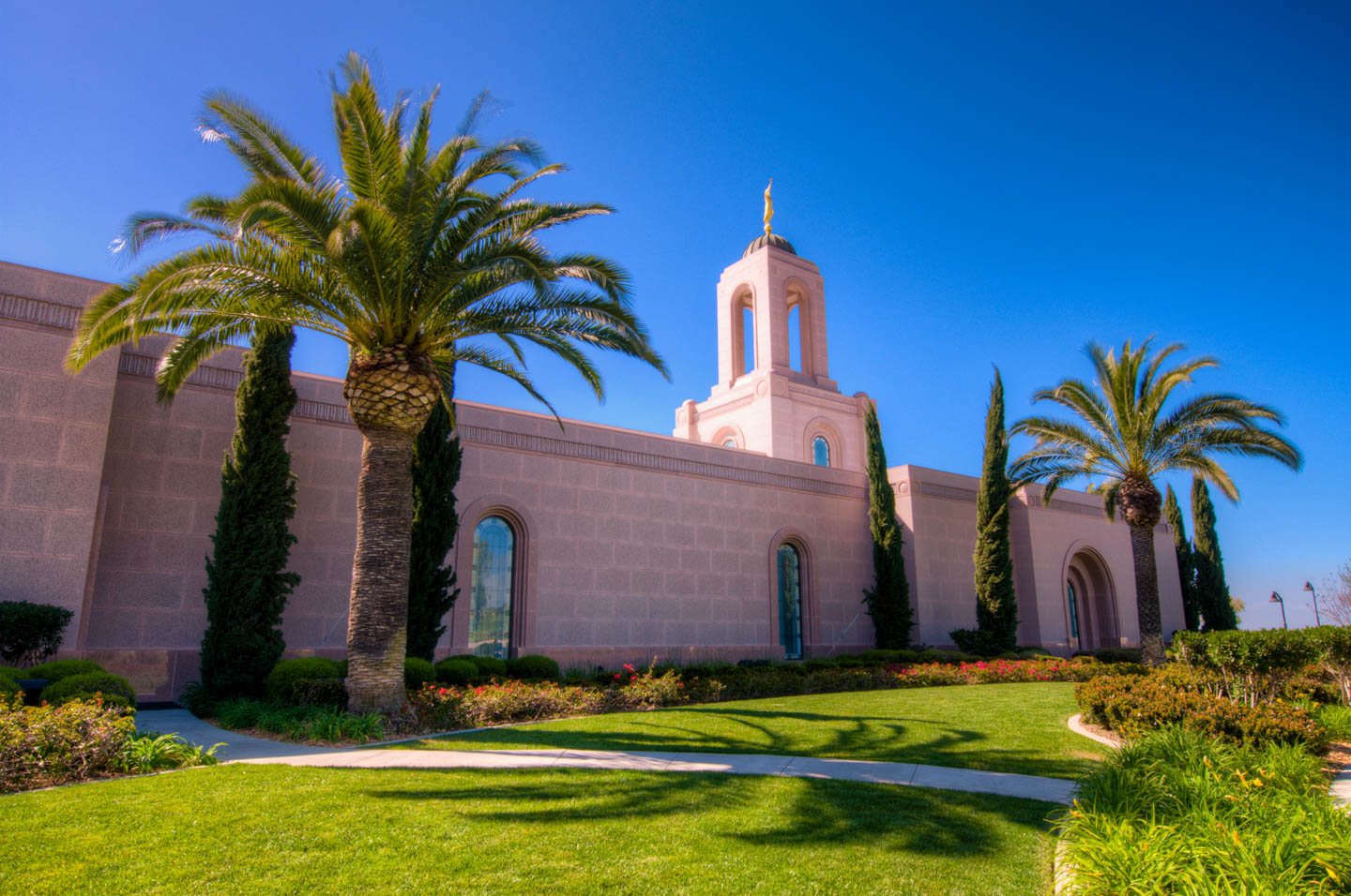 LDS Newport Beach Temple