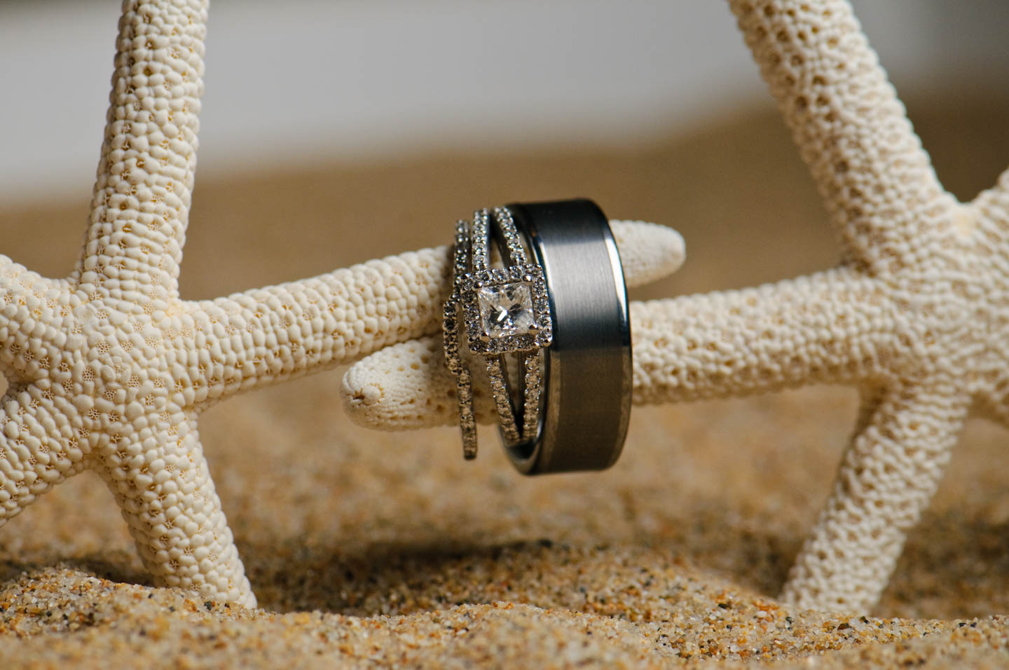 wedding bentwoodjewelry custom sands canadian macassar inlay ring rings with ebony beach made by wood handmade