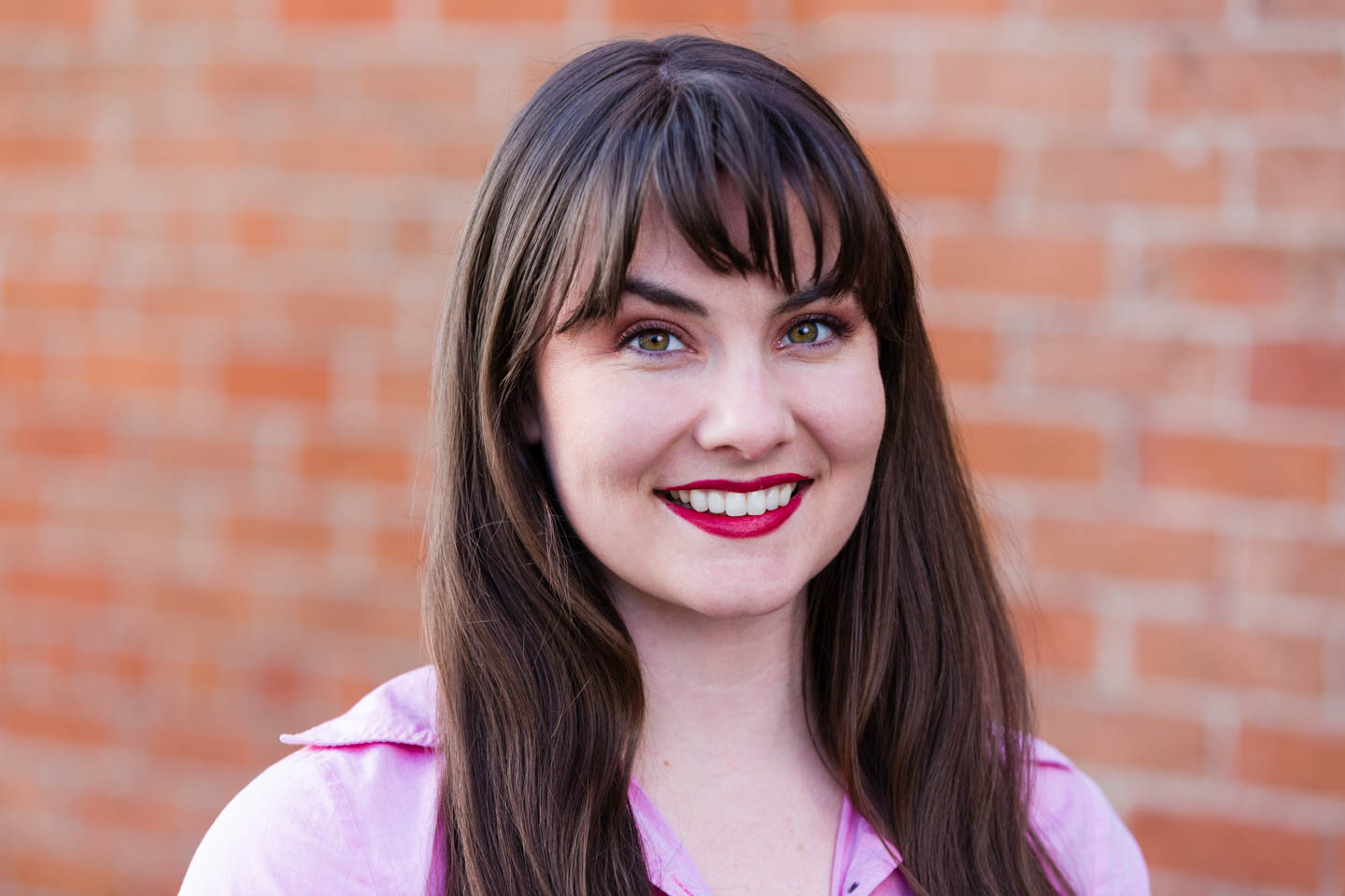 Employee headshot at Salt Lake Acting Company