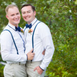 Formal wedding portraits
