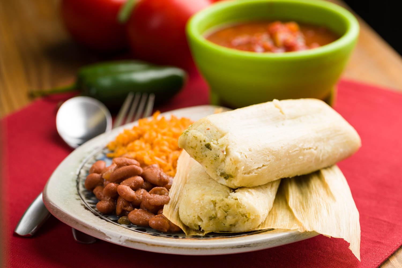 Jalapeño & Cheese tamales