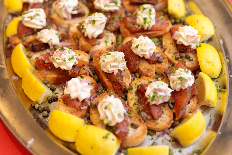 Shrimp snacks