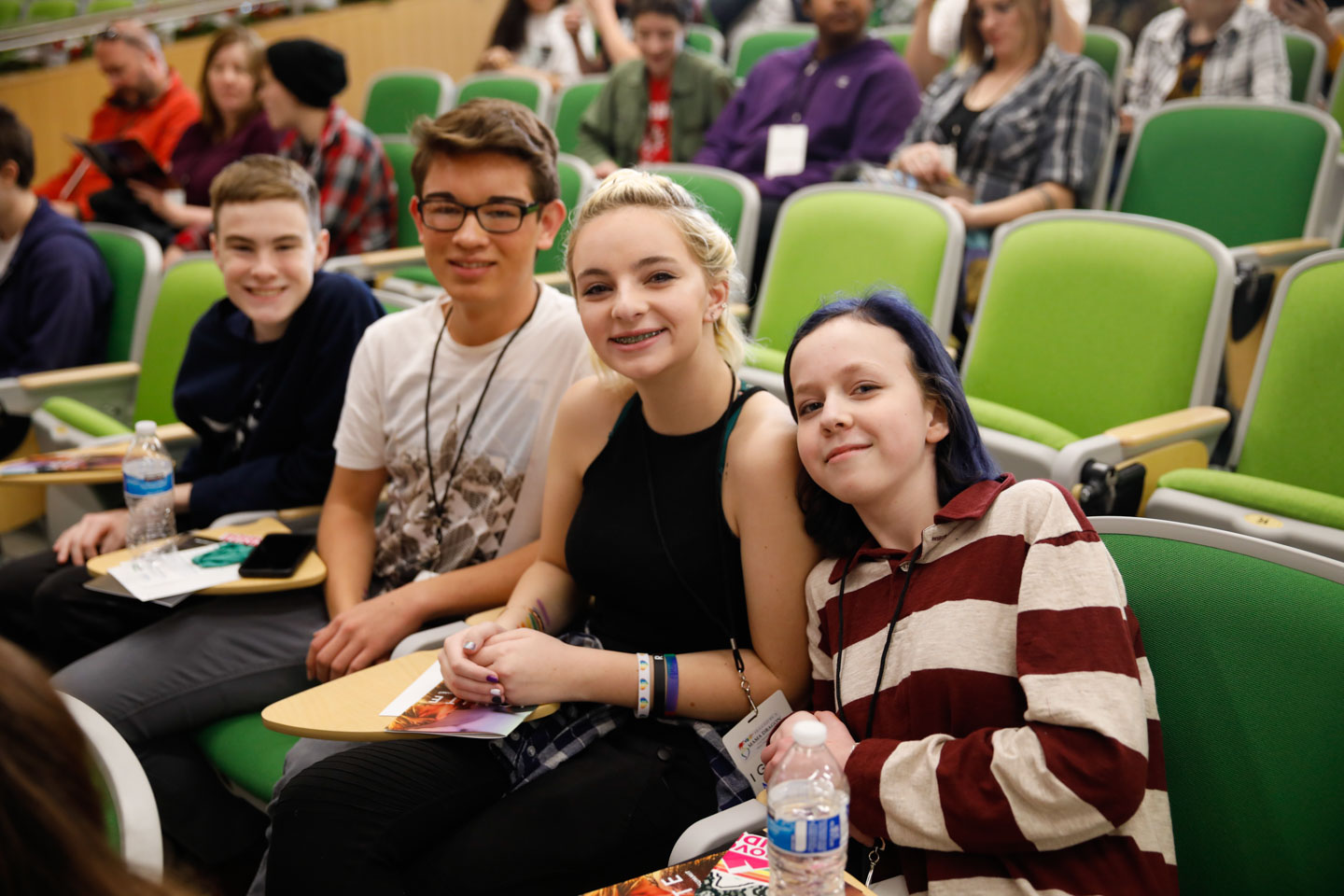 Ignite is a conference for LGBT youth in Utah County