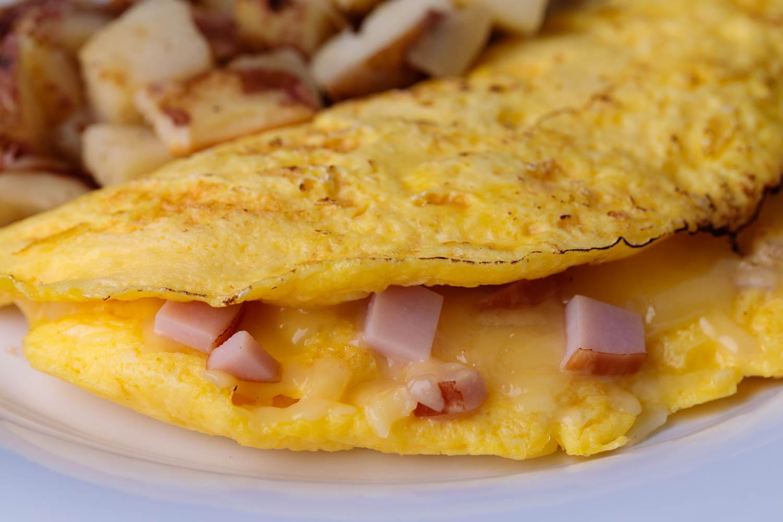 Custom omelets