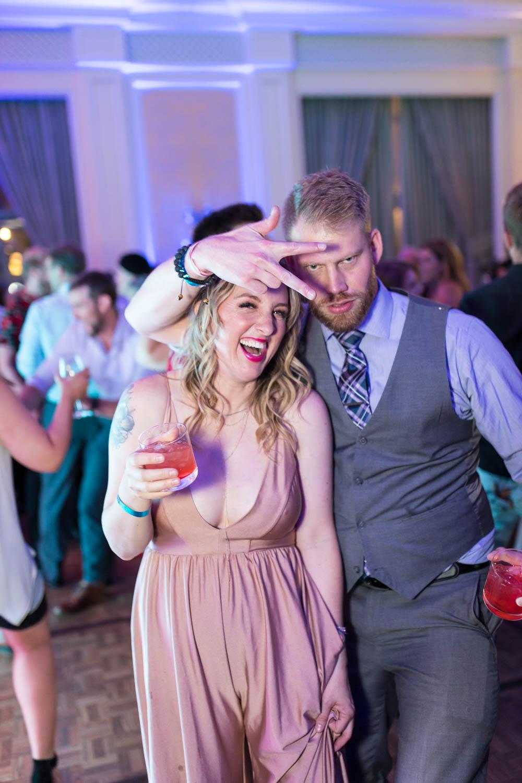 Pamela and date dancing
