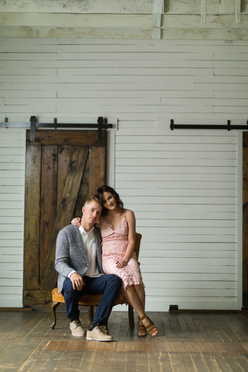 Sydney & Michael's engagement session