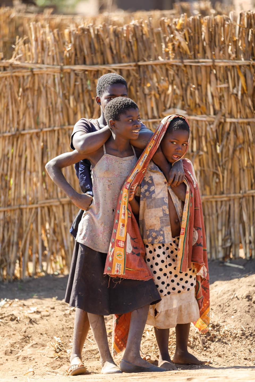 Malawian teens