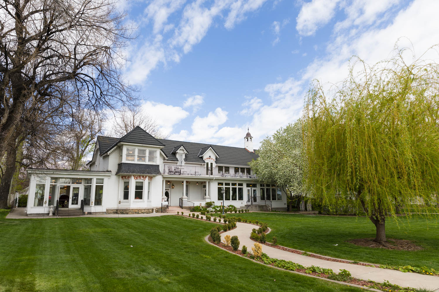 Chantilly Mansion in Layton, Utah
