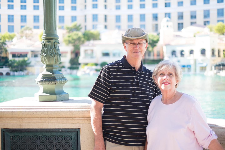 The folk in Vegas