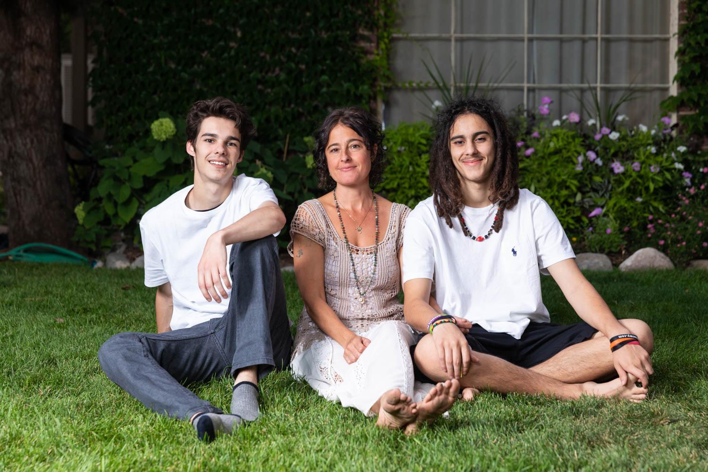 Each family unit
