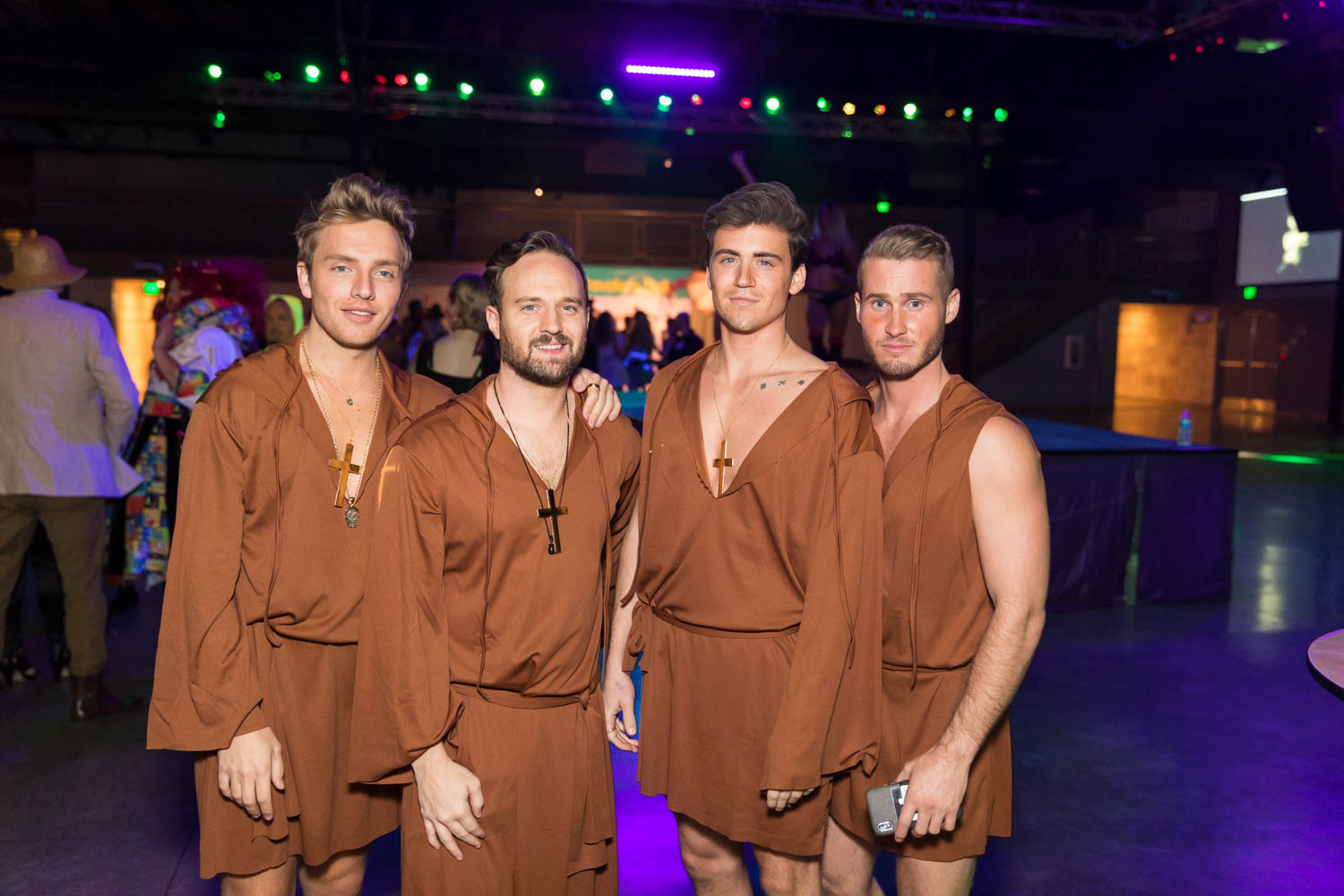 Sexy Monks