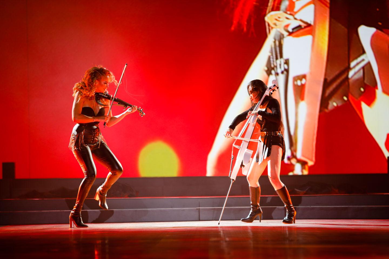 Violin vs Cello