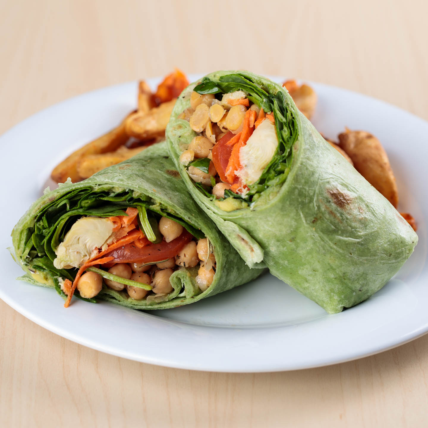 Green Goddess Wrap