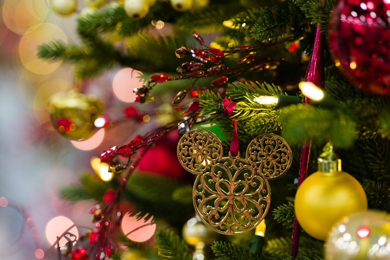 A Mickey Christmas
