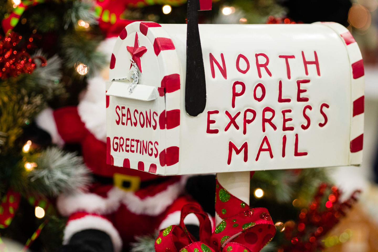 North Pole Express Mail